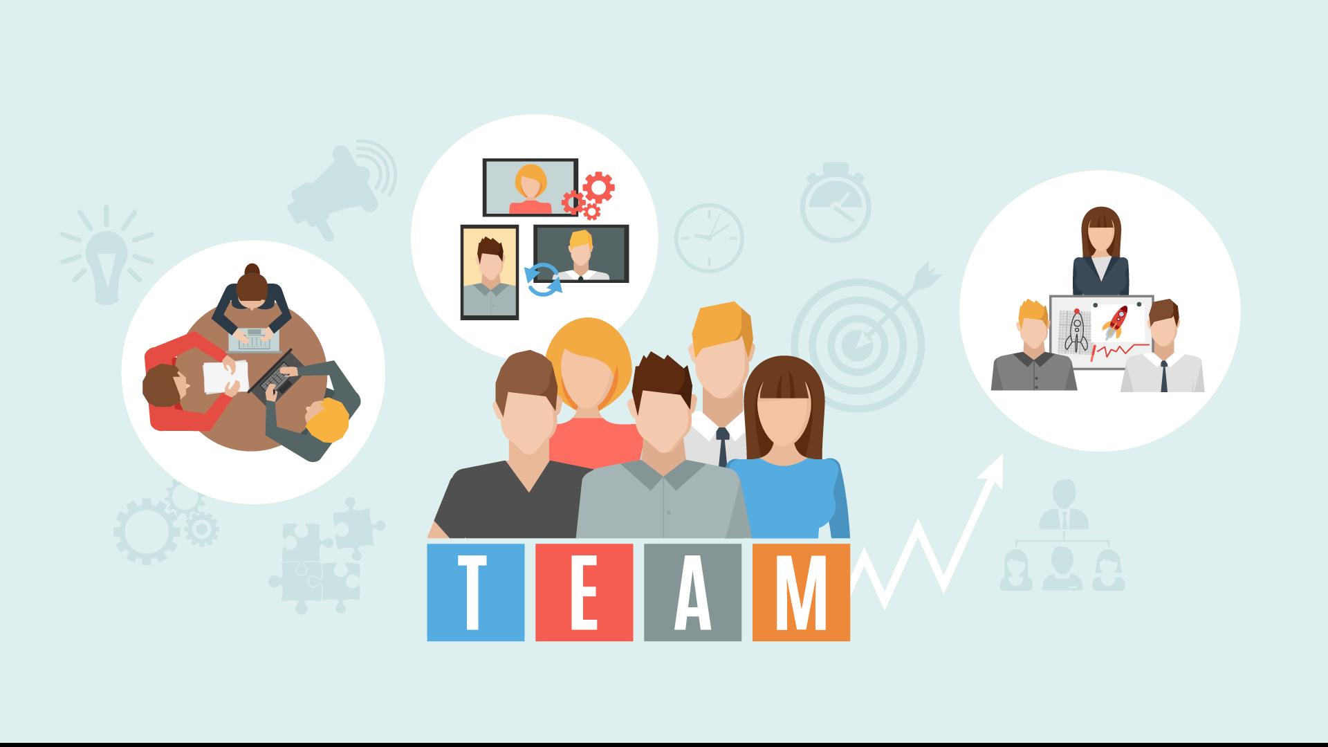 Involve the whole team