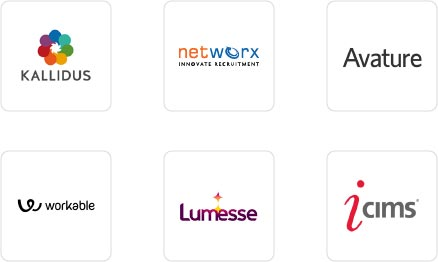 Group of partner logos